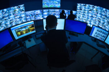 CONTROL ROOM BROADCAST SURVEILLANCE