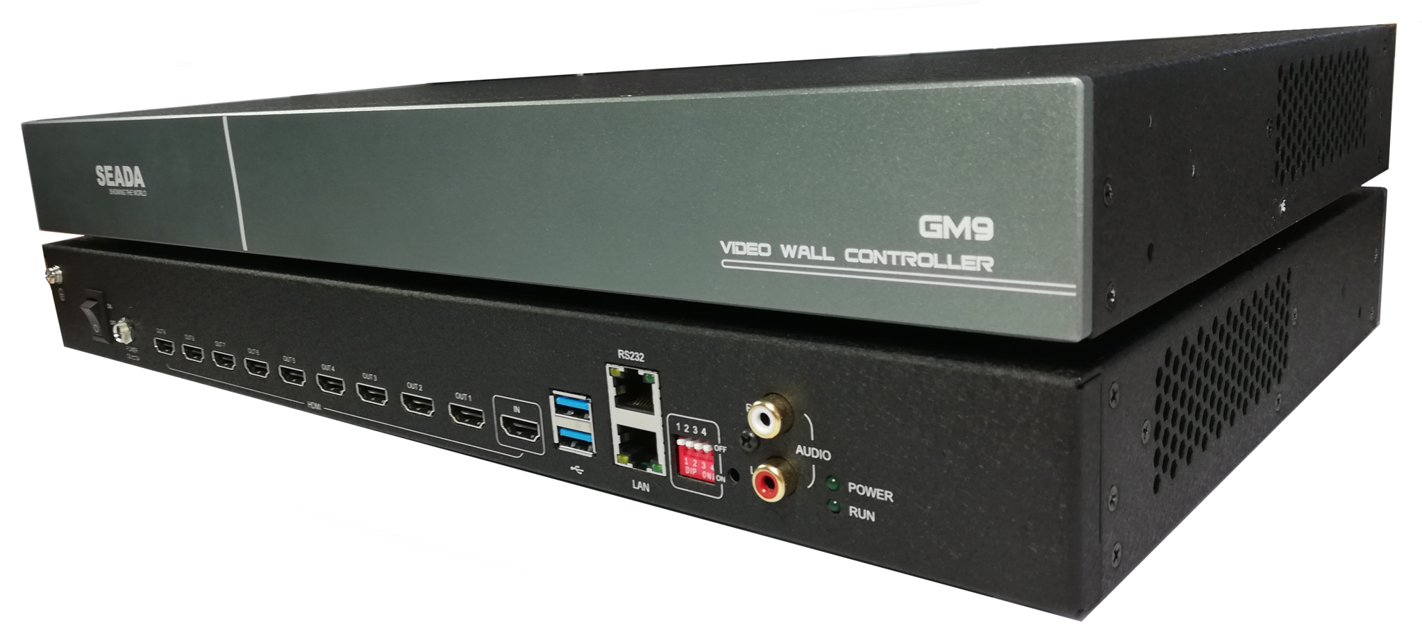 GM9 CREATIVE VIDEO WALL CONTROLLER